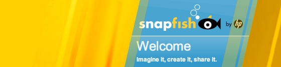 Snapfish logo from the website