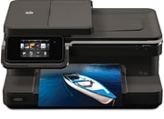 Impresora ePrint multifuncional HP Photosmart 7510