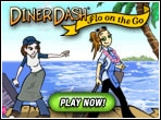 DinerDash Flo on the Go video game