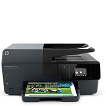 HP Officejet Pro 6800 series