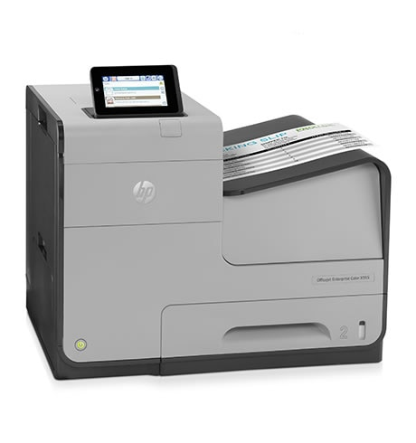 Impresora HP Officejet Enterprise Color x555dn