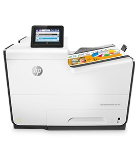 Impresoras HP PageWide Enterprise