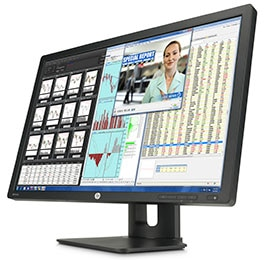 HP Z24i 24-inch IPS Display
