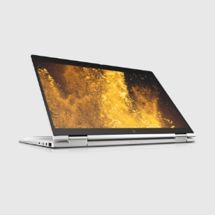 HP EliteBook x360 1040 G6 – Vorderansicht