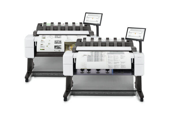 HP DesignJet T2600 PostScript® Multifunktionsdrucker (3XB78A)HP DesignJet T2600dr PostScript® Multifunktionsdrucker (3EK15A)