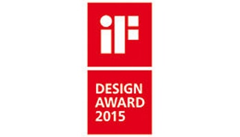 Logo des iF Design Award 2015