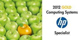 HP Computing Systems Spezialist