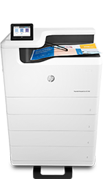 HP PageWide Managed Color Drucker