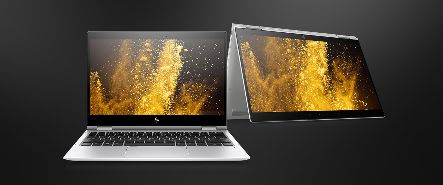 HP EliteBook x360 Series — Extraordinarily thin and refined