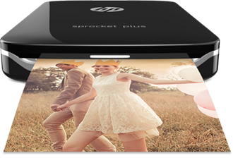HP Sprocket Plus Des impressions plus volumineuses