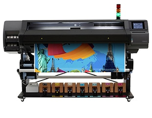 Impressora HP Latex 570
