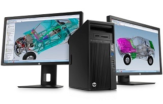 Workstations HP Z620