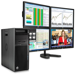 Workstations HP Z640