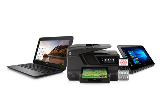 HP Products Designed to connect, engage and inspire