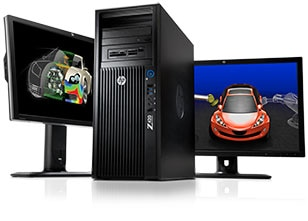HP z420 Workstations