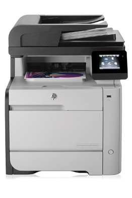 HP Color LaserJet Pro MFP M476dw wireless printer