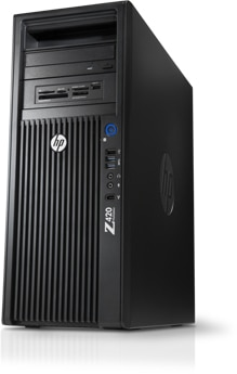 HP Z420 workstation specifications
