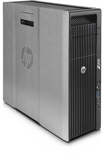HP Z620 Workstation | 16-Core Xeon, 3D Graphics Workstations