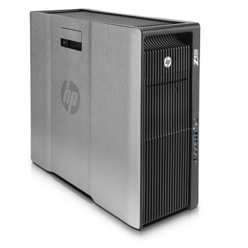 HP Z820 Workstation | 16-core Dual Processor Xeon Workstation | HP ...