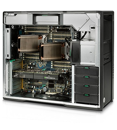 HP Z840 Desktop Workstation | HP® Canada
