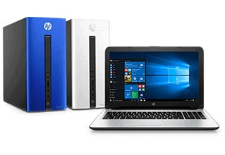 Windows 10 + suite HP Migration