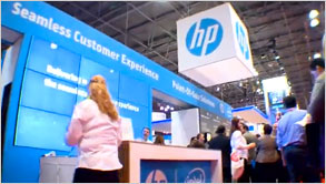 Solutions de détail de HP à NRF 2014