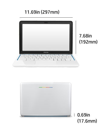 HP Chromebook 11 spec's