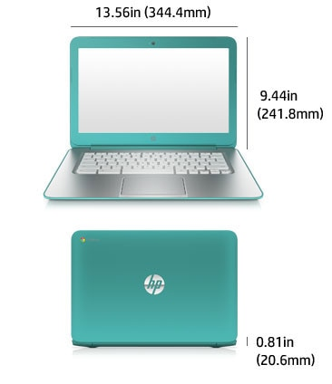 HP Chromebook 14 spec's