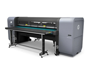 HP Scitex FB750 Industriedruckmaschine
