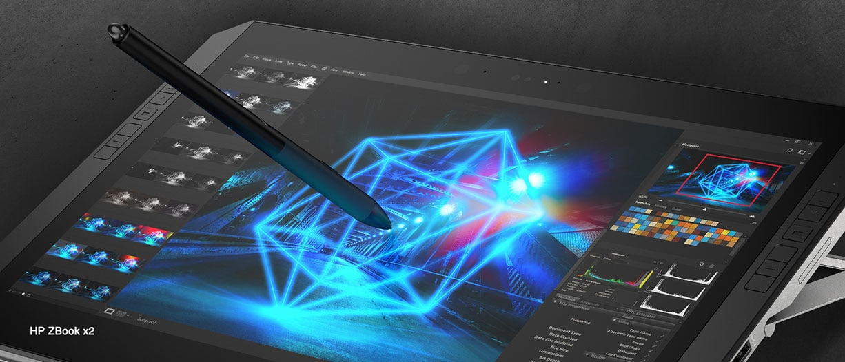 ZBook Studio x360 – Z by HP Workstations für kreative Profis