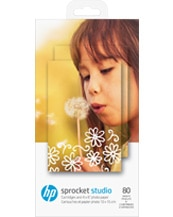 HP Sprocket plus photo paper