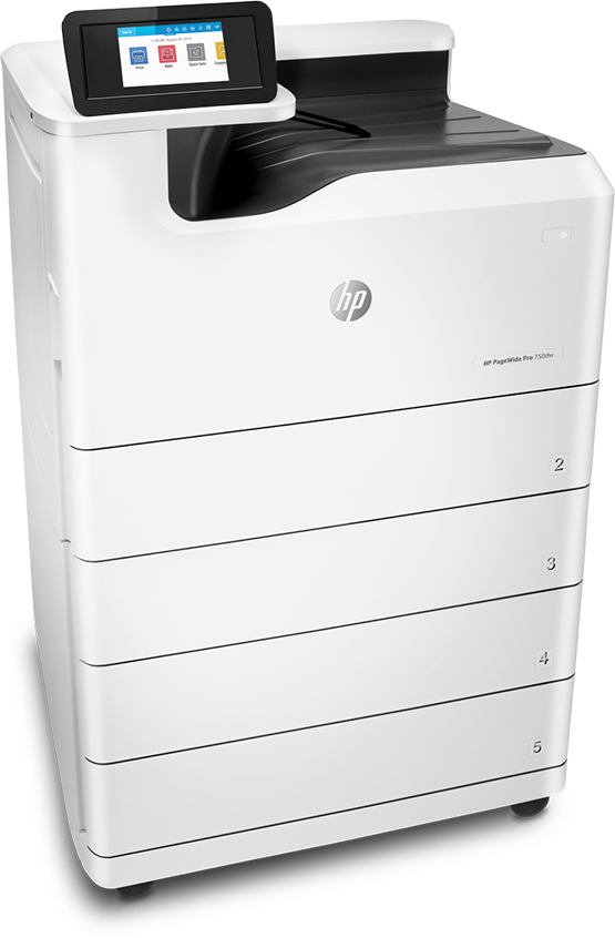 HP A3 PageWide Managed P75050dw