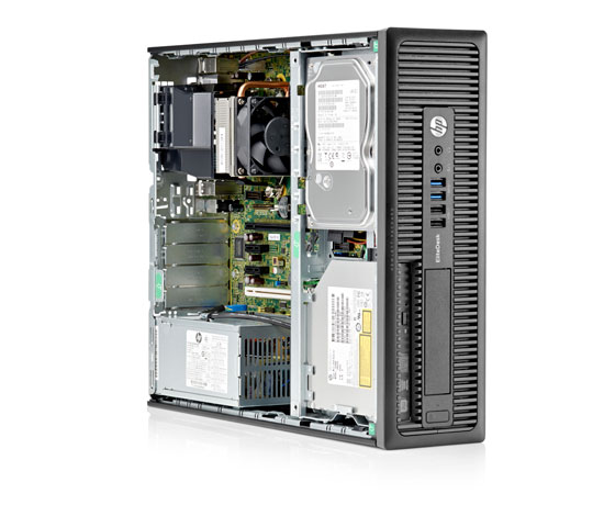 HP EliteDesk 800 G1 Small Form Factor Image 3