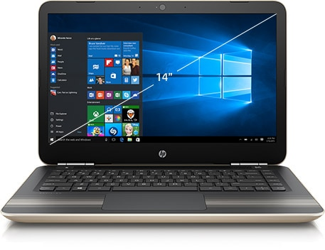 HP Pavilion Laptop de 14""