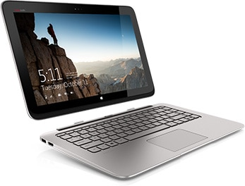 Spectre X2 Ultrabook and tablet in one device with touchscreen