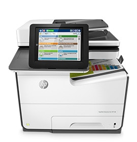 Impresoras multifuncionales HP PageWide Enterprise
