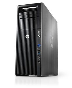 Adobe and HP Z620 Workstations