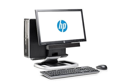 Centro Integrado de Trabajo HP 2  Para Small Form Factor