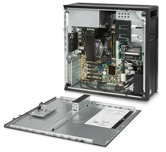 HP Z440 Workstation chassis