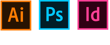 Adobe Illustrator、Photoshop 和 InDesign