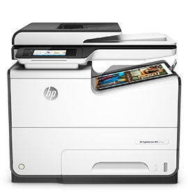 HP PageWide Pro MFP 打印机