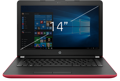 Laptop HP de 14 pulgadas