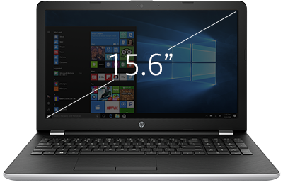 Laptop HP de 15 pulgadas
