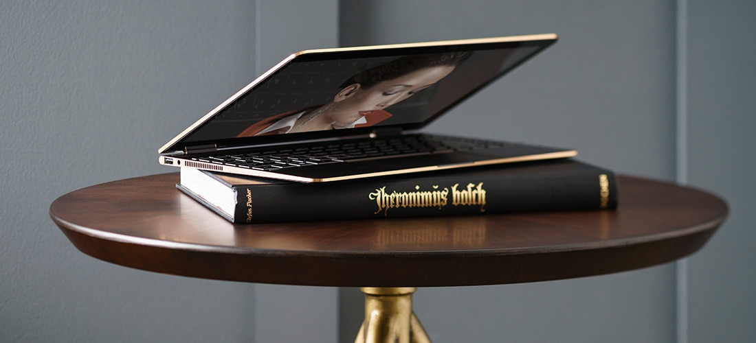 HP Spectre x360 en tablet