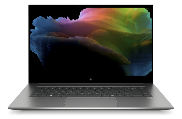HP ZBook Create front view