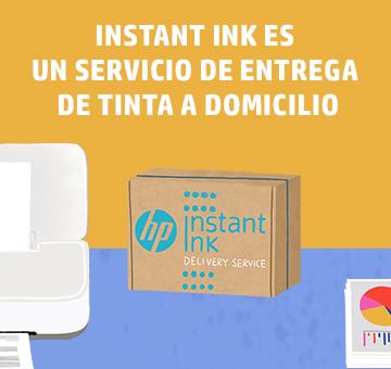 Servicio Hp Instant Ink Entrega A Domicilio De Tinta Y Tóner Con Reciclaje Incluido Hp España