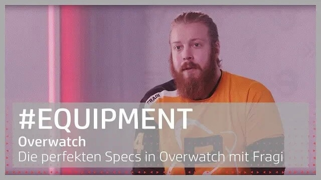 Die perfekten specs in overwatch mit fragi video