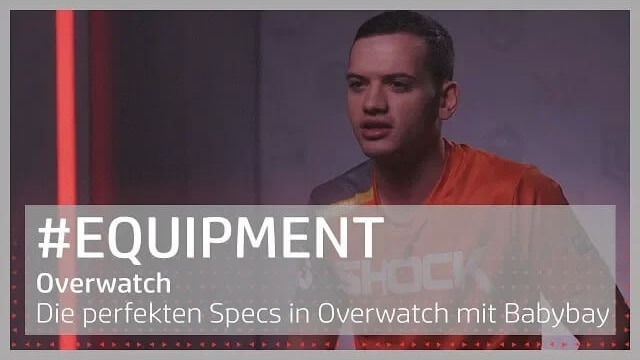 Die perfekten specs in overwatch mit babybay video