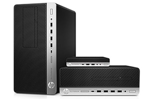 HP EliteDesk Serie 700 G4