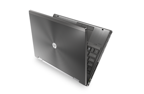 HP 8560w Workstation - Closed